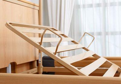 โครงสร้างพนักพิงหลัง เตียง Dali low