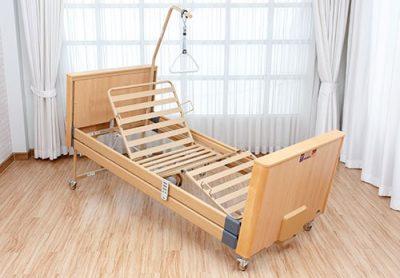 โครงสร้าง เตียง Dali low