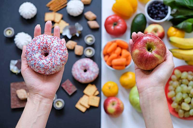 วิธีลดระดับน้ำตาลในเลือด