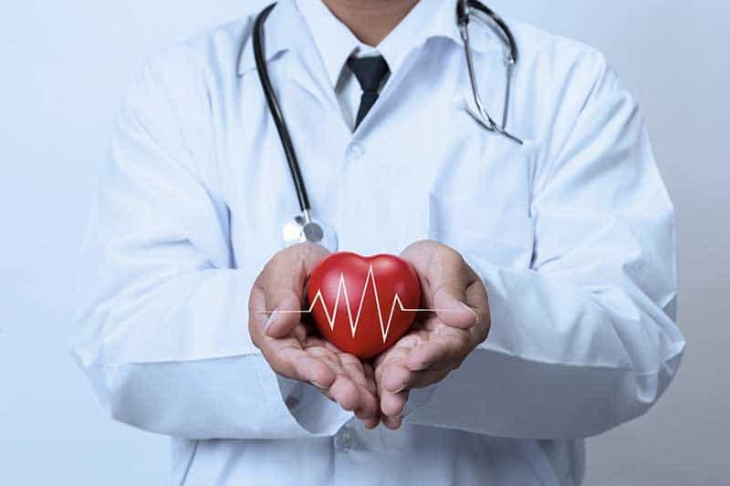อาการของโรคหัวใจ