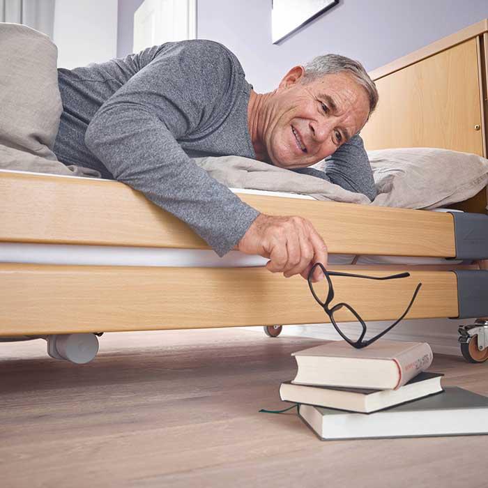 เตียง Dali ปรับต่ำ
