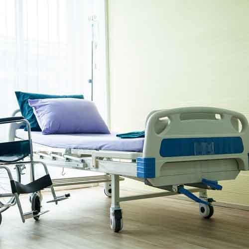 เตียงโรงพยาบาล