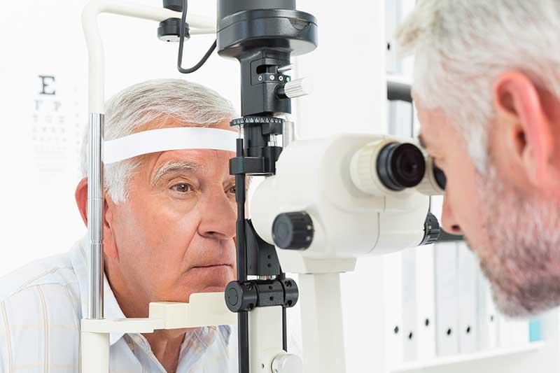 โรคตาในผู้สูงอายุ
