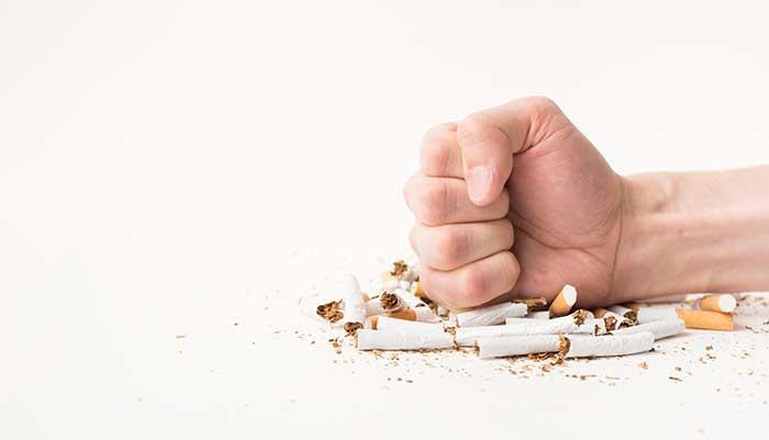 วิธีเลิกบุหรี่