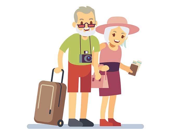งานอดิเรกสำหรับผู้สูงอายุ