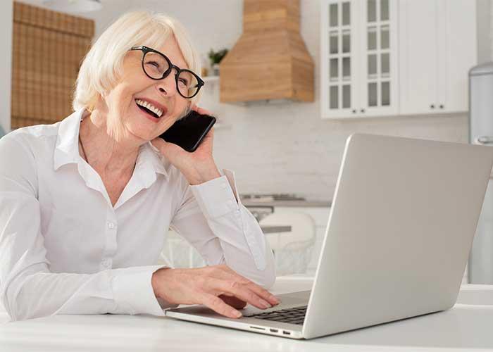 อาชีพผู้สูงอายุ