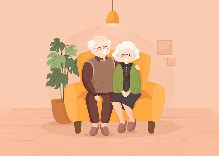 สวัสดิการผู้สูงอายุ