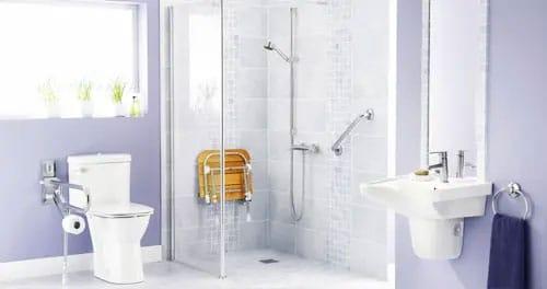แปลนห้องน้ำผู้สูงอายุ