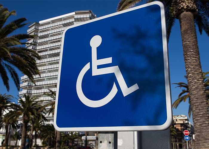 สิ่งอำนวยความสะดวกสำหรับผู้พิการ
