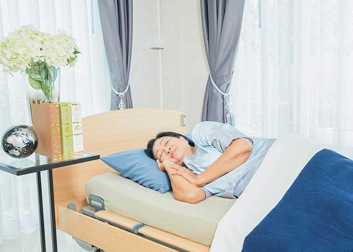 เตียงผู้สูงอายุไฟฟ้า