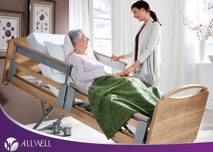 ดูแลผู้ป่วยติดเตียงคนเดียว