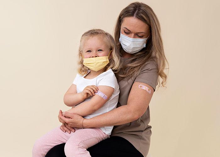 เด็กฉีดวัคซีนโควิดได้ไหม